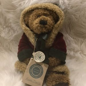 JB Bean Holiday - Vintage Boyd's Bear Poppa Noel!